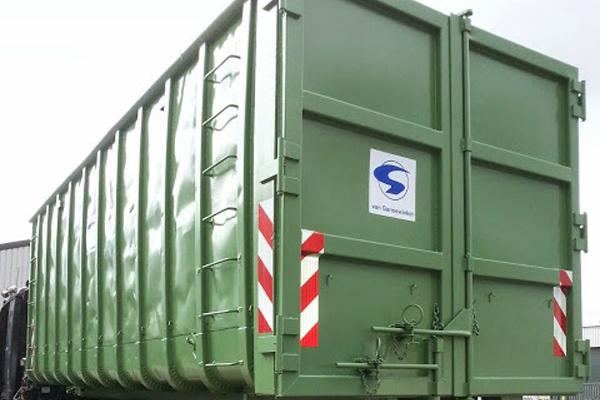 Van gansewinkel container